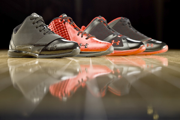 Under Armour Launches Micro G Basketball Sneakers