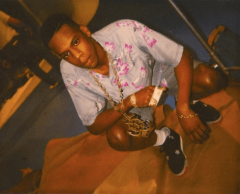 Jay Z Wears Original Air Jordan 4