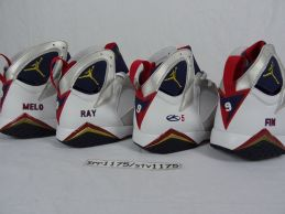 Air Jordan 7 Team USA Player Exclusive Samples