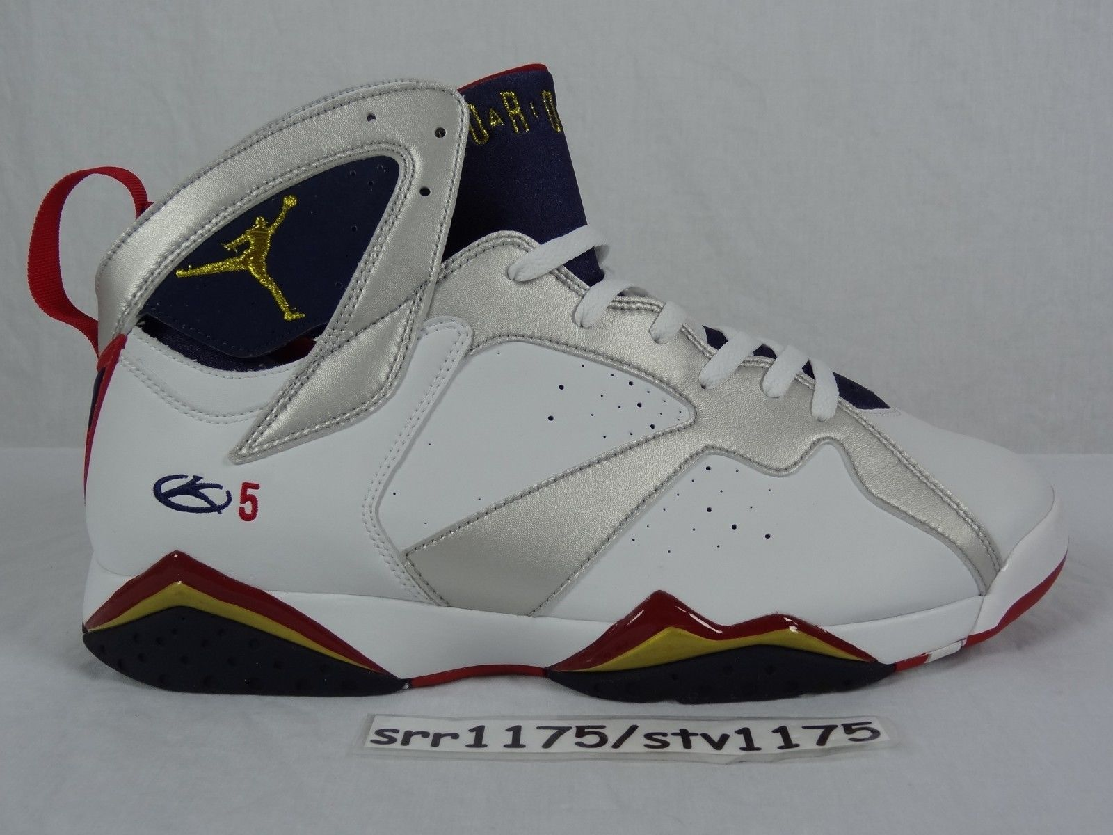 huge selection of 70b1d 24061 ... new zealand air jordan 7 team usa player exclusive samples jason kidd  cf993 d7926