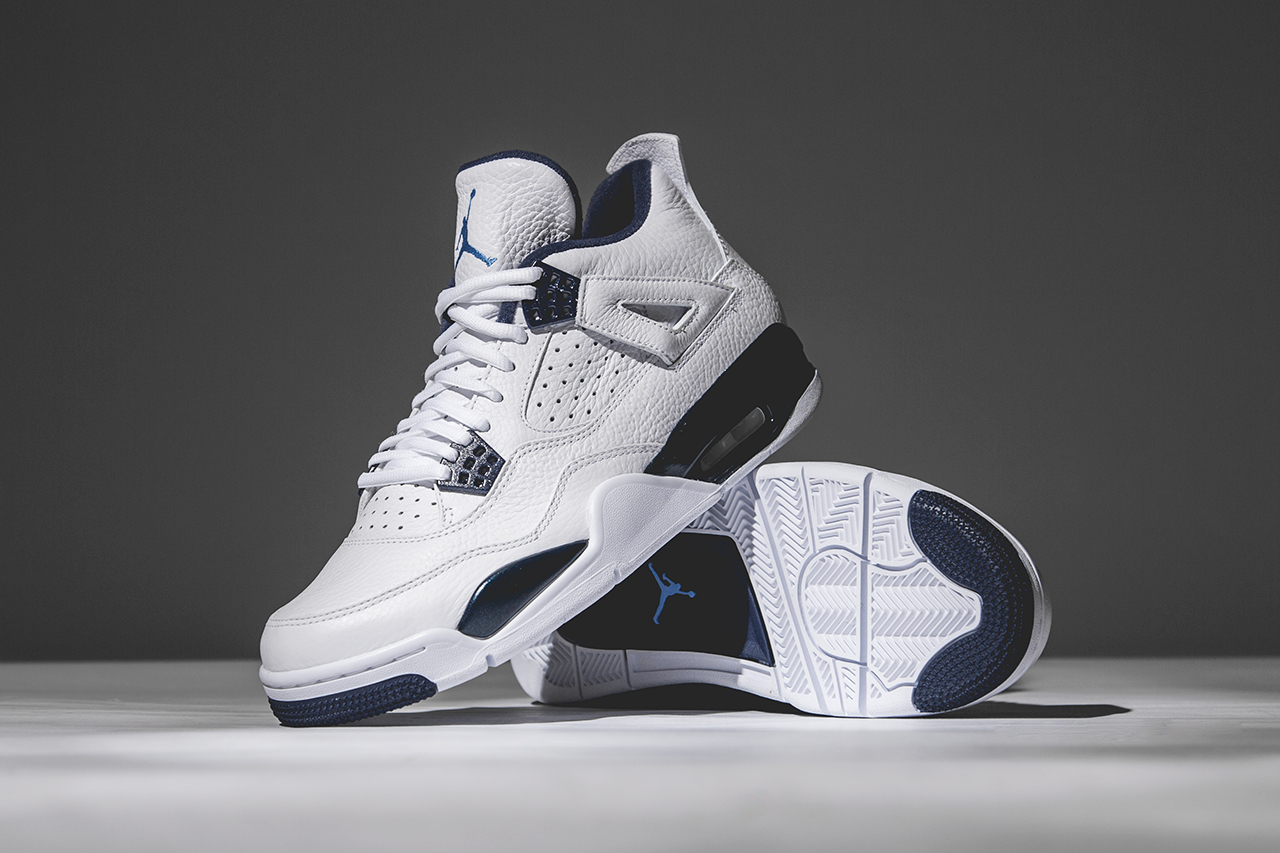 Remastered Air Jordan 4