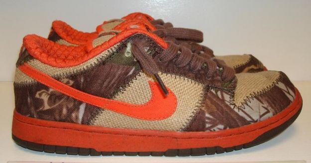 100% authentic e8659 bc653 purchase nike sb dunk low pro hunter b8ced f9c02