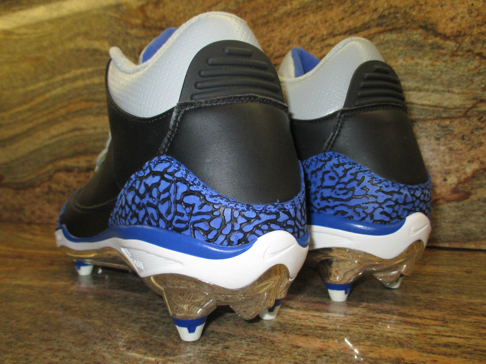Dwight Freeney Air Jordan 3 PE Cleats