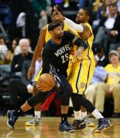 Mo Williams Drops 52 Points to Set T-Wolves Scoring Record