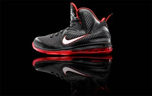 Lebron 9 - Finished product via NIKE