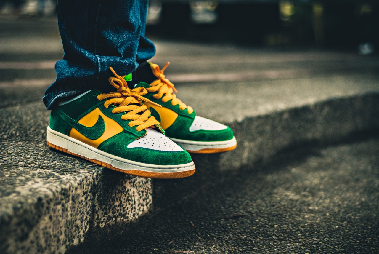 Looking back at the Nike SB Dunk Low