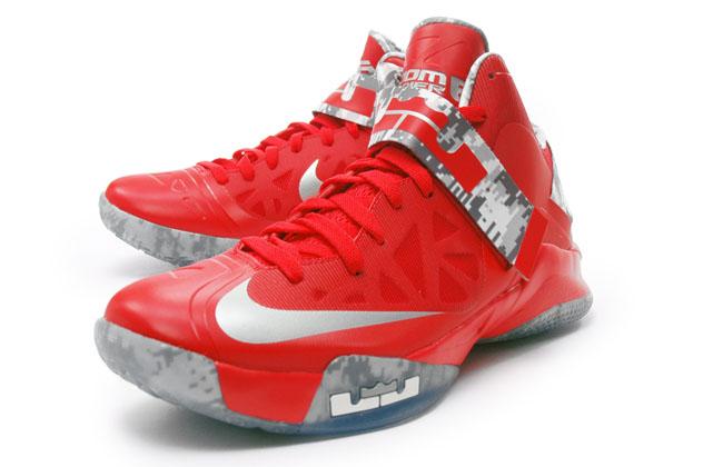 Nike Zoom Soldier 6 \u2013 10 Best Ohio State Buckeyes Sneakers Of All Time