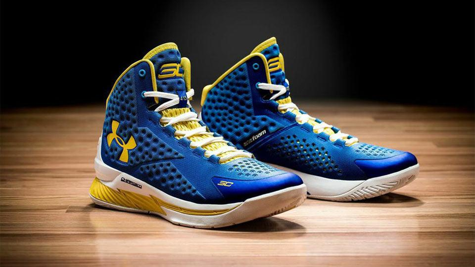 Under Armour officially unveils the