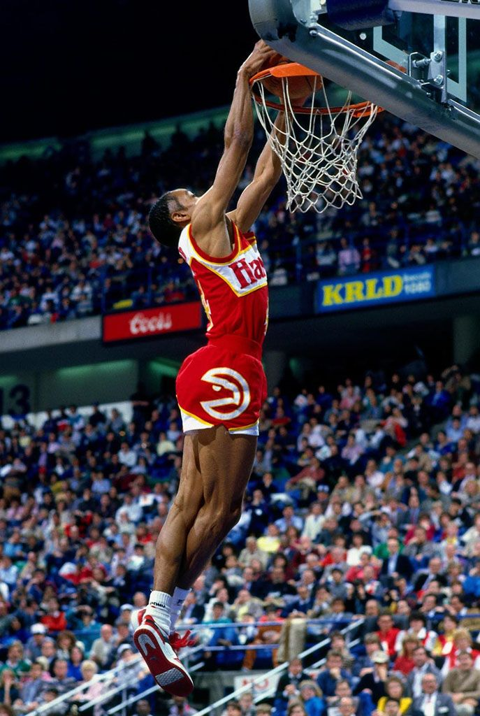 spud webb dunk contest
