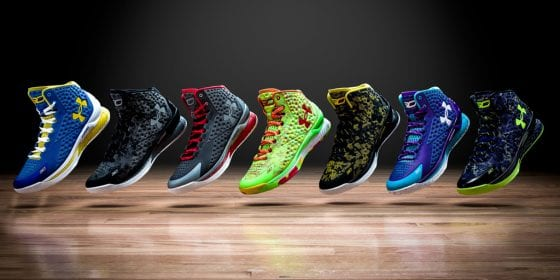 curry one