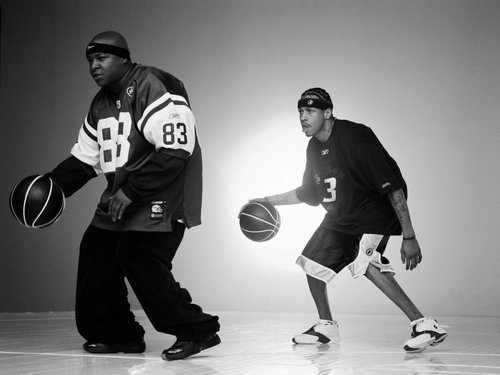 Allen Iverson Greatest Sneaker Moments: Jadakiss and AI Present the Answer 5