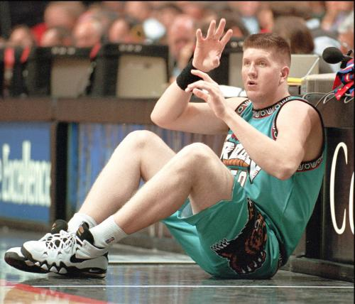 Big Country Bryant Reeves Sneakers