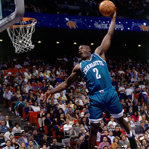 Larry Johnson And The NBA Draft 1991