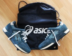 "Revisiting the Ronnie Fieg x Asics Gel Lyte III ""Navy-Aqua"""