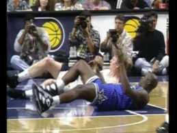 shaq game 4 efc 1995