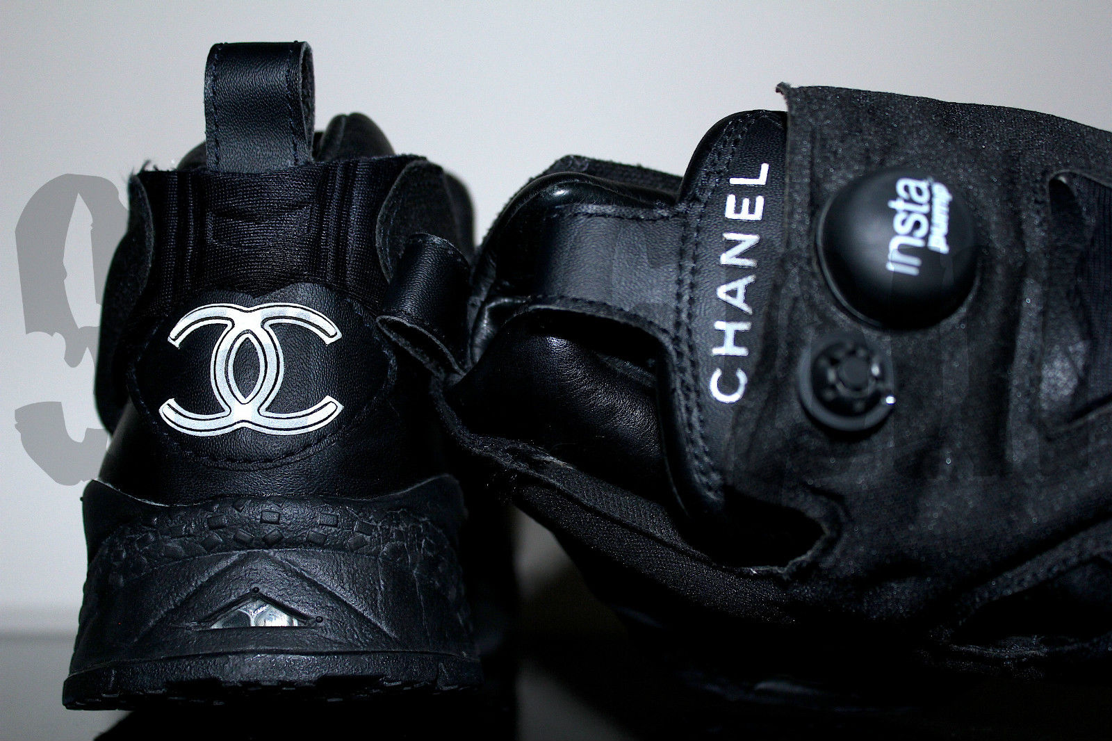 You've Never Seen This Chanel x Reebok