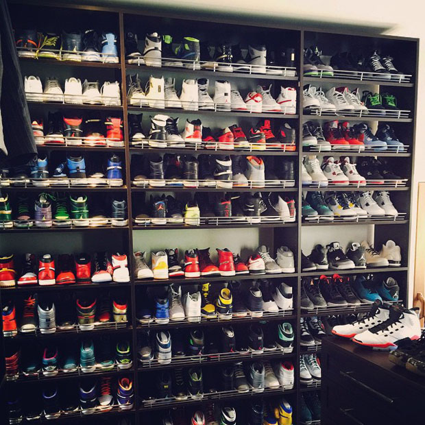 Focus: Ray Allen's Jordan Player Exclusives