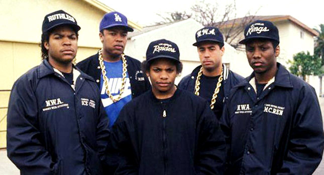 Straight Outta Compton: NWA's Sneaker Legacy