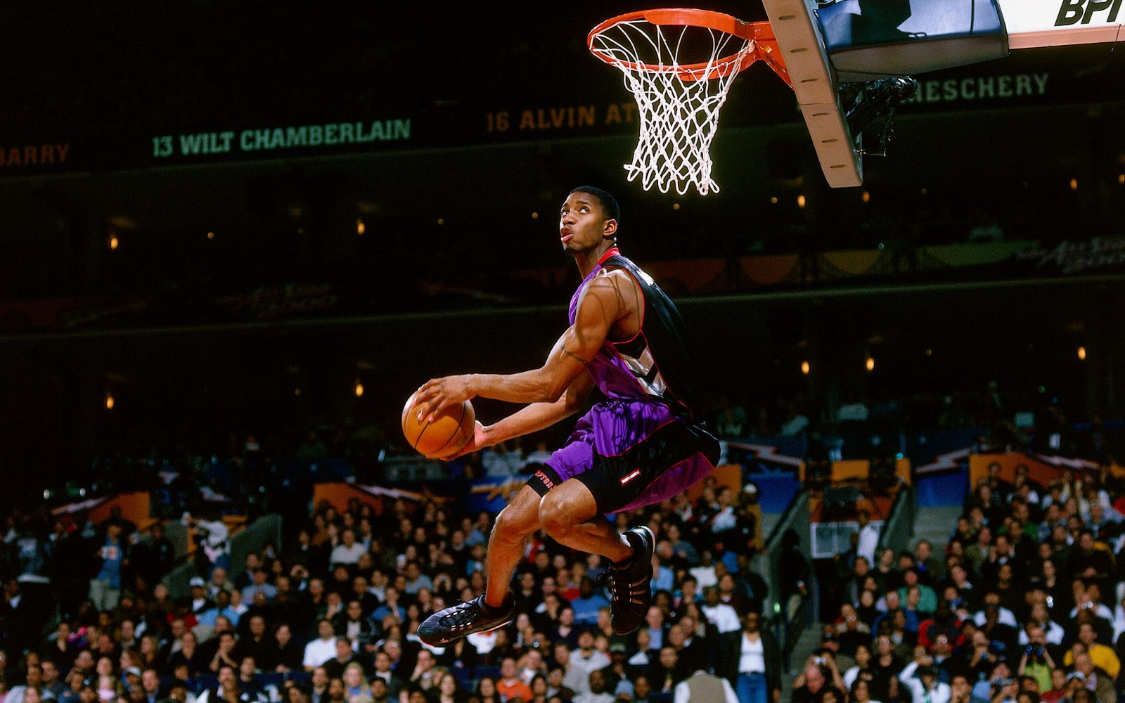 2000 Stars Slam Dunk Contest