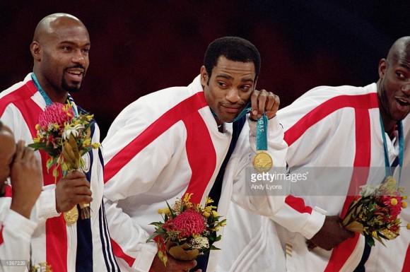 garnett carter olympics 2000