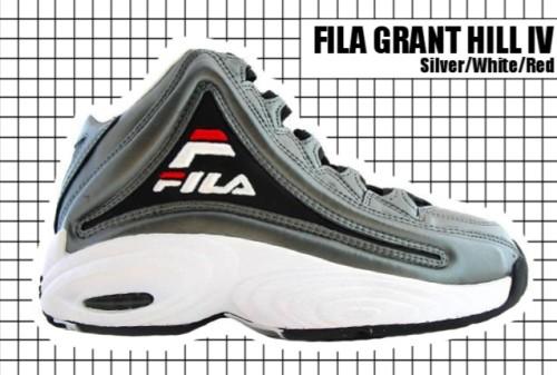 Fila Grant Hill 4 - 1997/1998