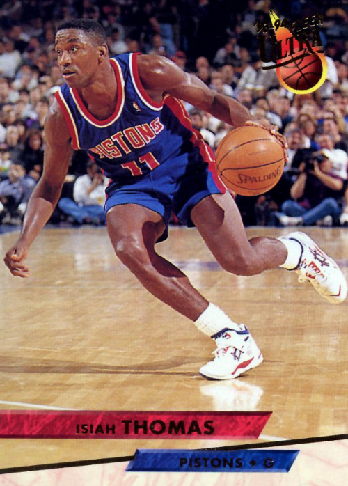 15 Years Ago Isiah Thomas was Inducted Into the Hall of Fame