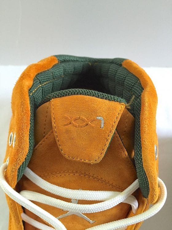 Ray Allen's Jordan XX1 Yellow Suede PE Seattle Supersonics Player Exclusive