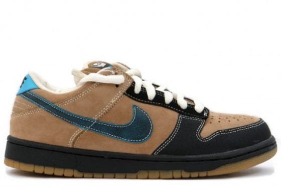 "Nike SB Dunk Low ""Slam City"""