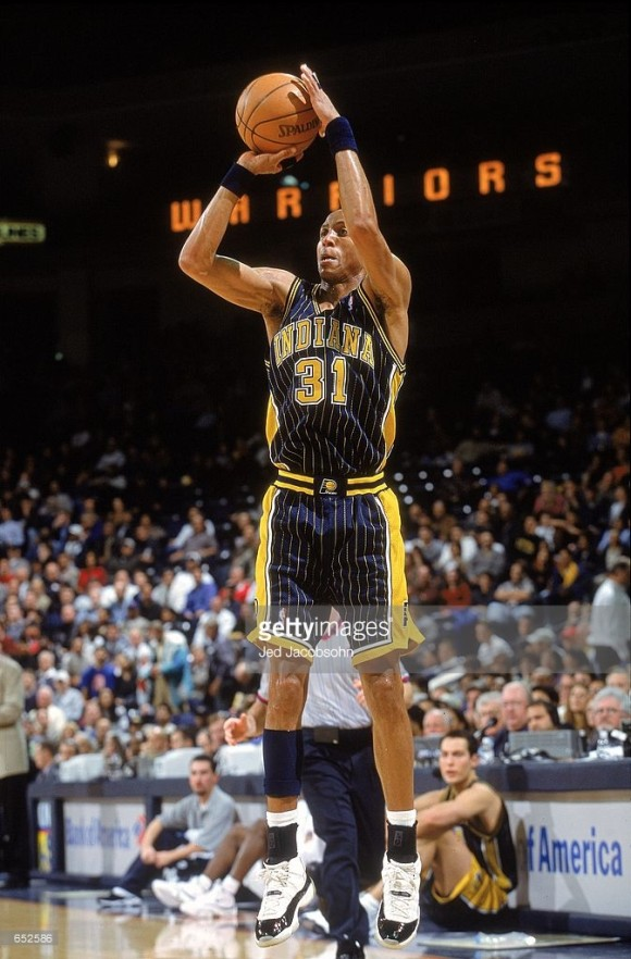 reggie miller 20000 point