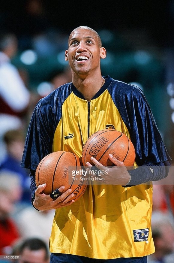 reggie miller 20,000 point