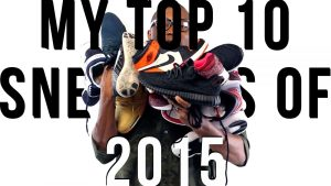 Top Sneakers of 2015 by Jacques Slade