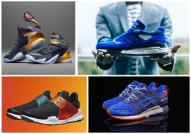 Travis Peterson Top Sneakers 2015