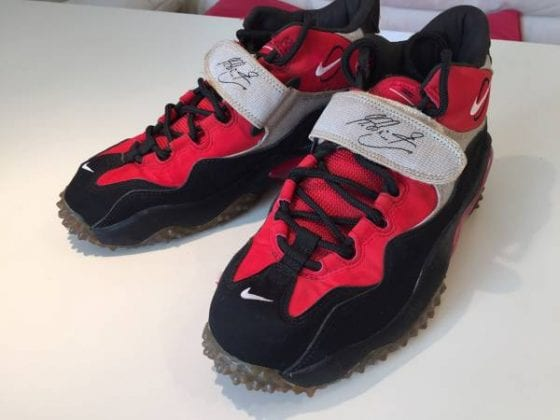 Nike Zoom Turf Schumacher Edition