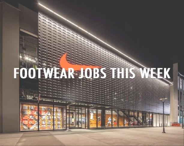 Footwear Jobs - Sneaker Jobs