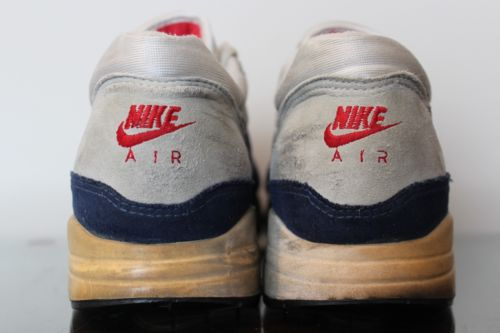 new arrival 41308 550ba Vintage Sneakers - Original Nike Air Max 1 From 1987 - Sneaker History