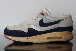 Original Nike Air Max From 1987
