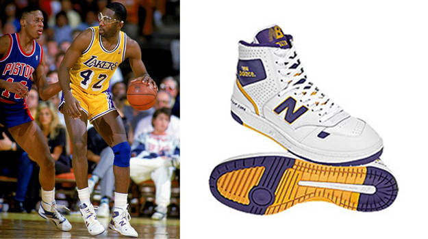 James Worthy New Balances P790