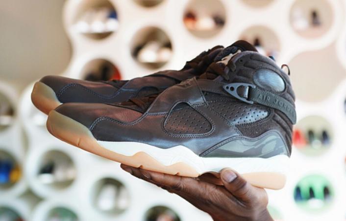 16a2481b91e4 brown anthony hamilton 8s - Sneaker History