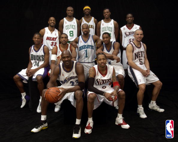2002 All-Star Sneaker Greatness