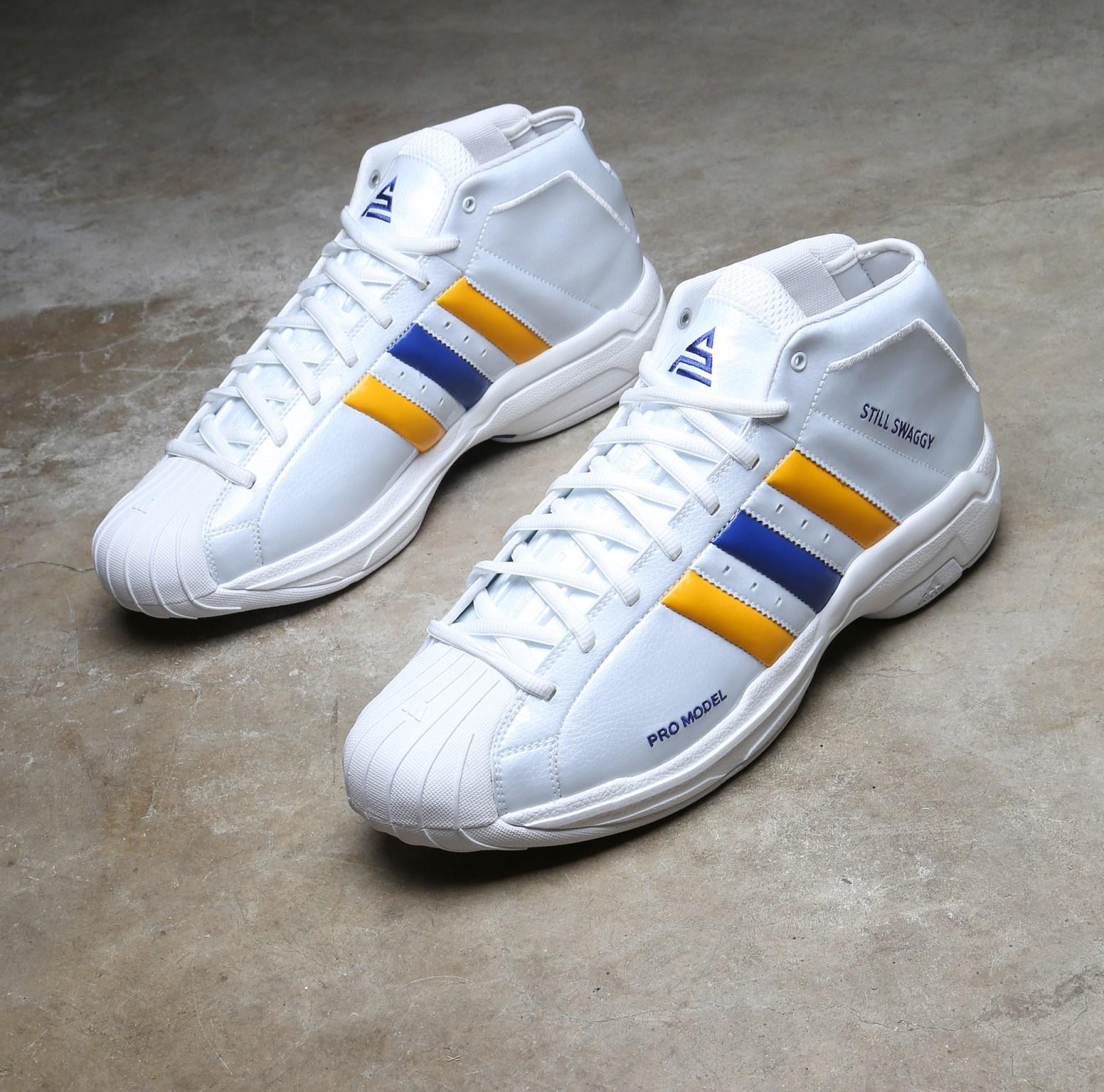 TBT Adidas Pro Model 2G | Sneaker