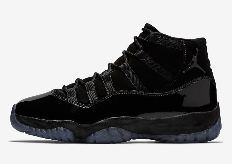 Sample Sunday Blackout 11s Sneaker History