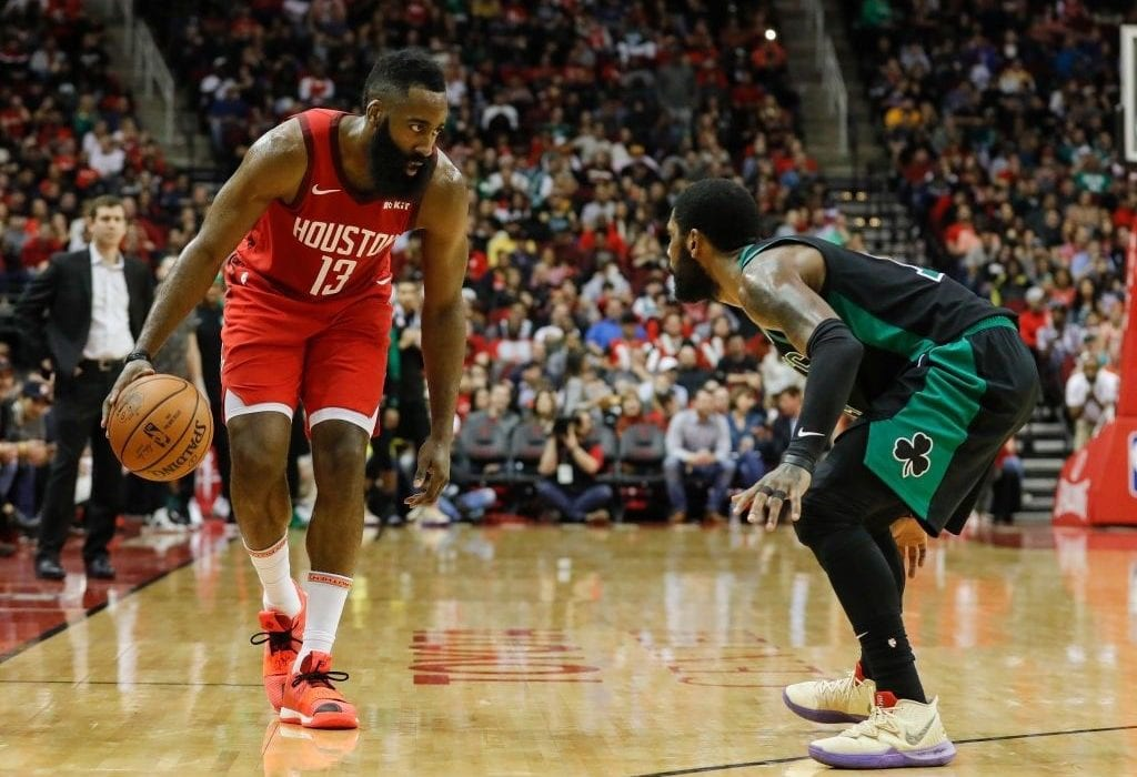 James Harden: Sneakers of an MVP