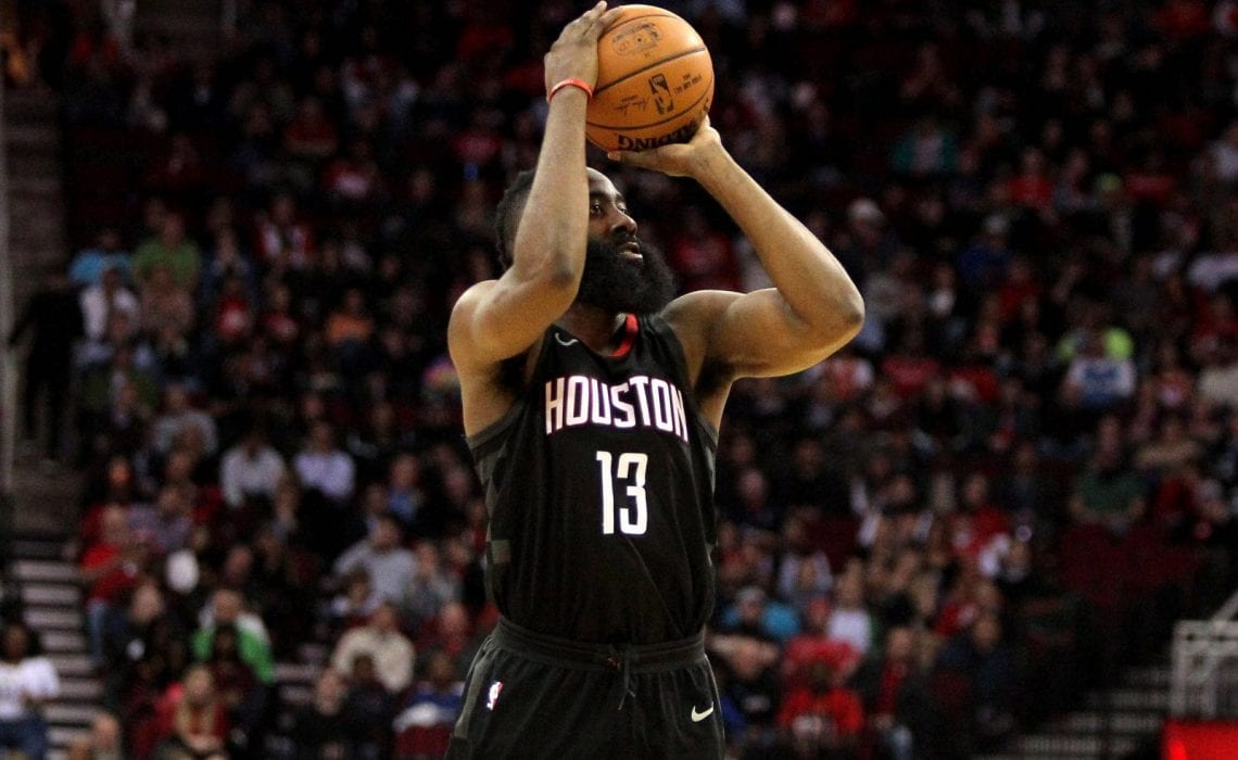 James Harden's 60-Point Triple Double