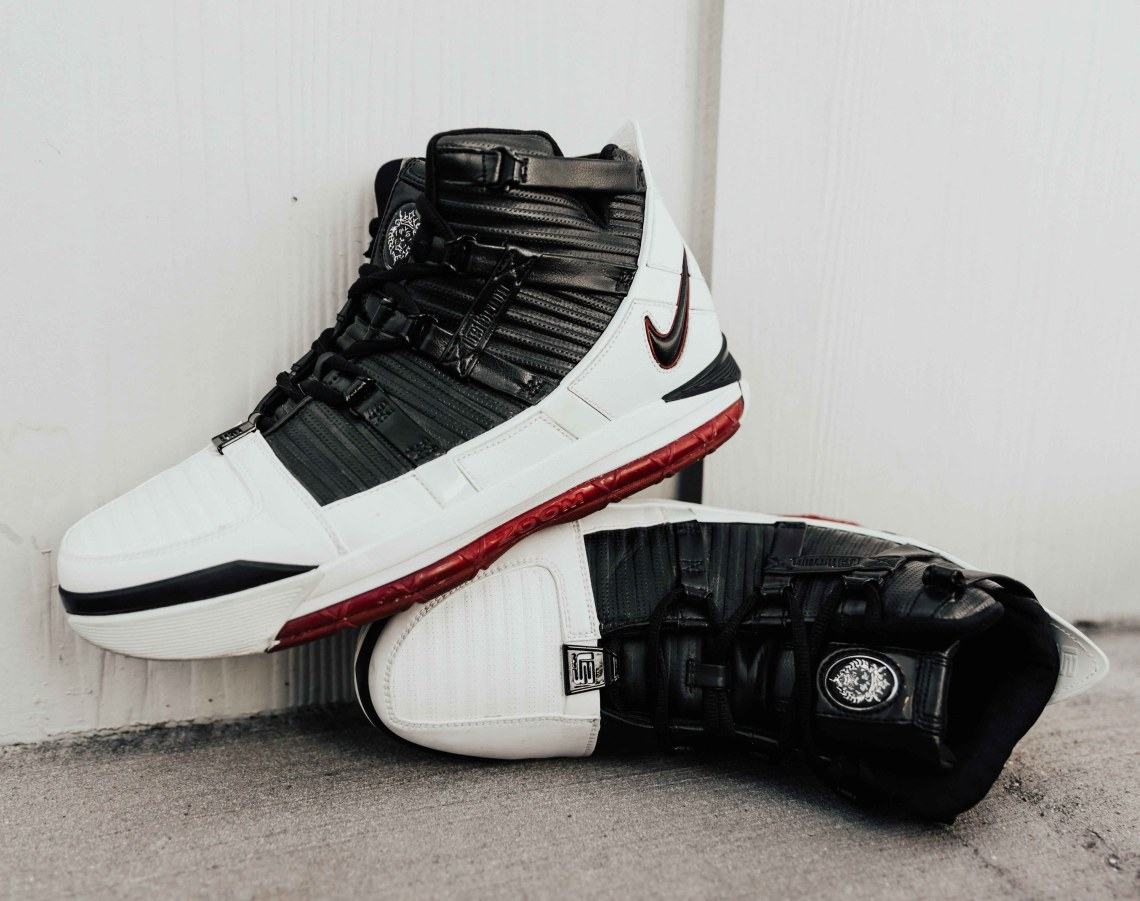 An Ode To The Zoom LeBron 3 OG