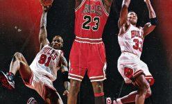The Championship Era Bulls Sneakers